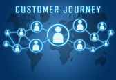 Customer Journey — Stock Photo