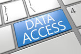 Data Access — Stock Photo