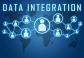Data Integration — Stock Photo