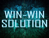 Win-Win Solution — Stock Photo