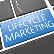 Lifecycle Marketing — Stock Photo #49081281