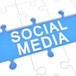 Social Media — Stock Photo #49081979