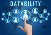 Datability — Stock Photo