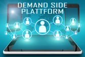 Demand Side Platform — Stock Photo