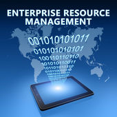 Enterprise Resource Management — Stock Photo