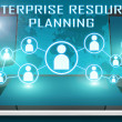 Enterprise Resource Planning — Stock Photo #49445189