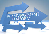 Data Management Platform — Stock Photo