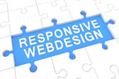 Responsive Webdesign — Stock Photo