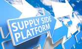 Supply Side Platform — Stock Photo
