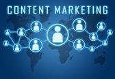 Inhoud marketing — Stockfoto