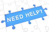 Need help — Stock Photo