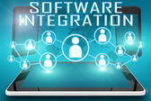 Software Integration — Stock Photo