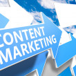 Content Marketing — Stock Photo #50147051
