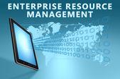 Enterprise Resource Management — Stockfoto