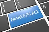 Marketplace — Stock Photo