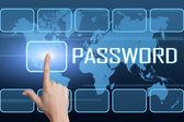 Heslo — Stock fotografie