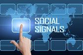 Social Signals — Stock Photo