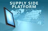 Aanbodzijde platform — Stockfoto