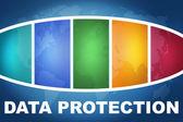 Datenschutz — Stockfoto