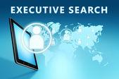 Executive search — Stockfoto