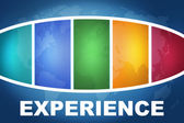 Experience — Stockfoto