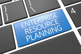 Enterprise Resource Planing — Stock Photo