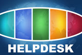 Helpdesk — Stock Photo