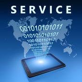 Service — Stockfoto