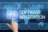 Интеграция программного обеспечения — Стоковое фото