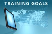 Training Goals — Stockfoto