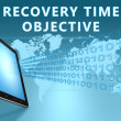 Recovery Time Objective — Stock Photo #51146289