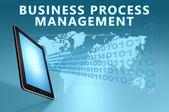 Business Process Management — Stock Photo