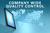 Company Wide Quality Control — Stock Photo