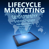 Lifecycle Marketing — Stock fotografie