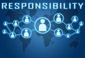 Responsibility — Stock Photo