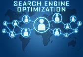 Optimização do search engine — Foto Stock
