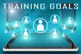 Training Goals — Stock Photo