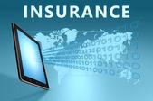 Insurance — Foto Stock