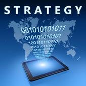 Estrategia — Foto de Stock
