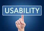 Usability — Stock Photo