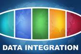 Integración de datos — Foto de Stock