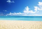 Mer et sable — Photo