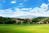 Farmland in Tuscany, Italy — Stock Photo