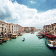 Grand Canal in Venice, Italy — Stock fotografie #12888390