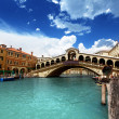 Rialto bridge in Venice, Italy — Stock Photo #12888395