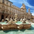 Piazza Navona, Rome. Italy — Stock Photo #14148847