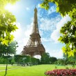 Eiffel tower in Paris, France — Stock Photo #14167704