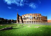 Colosseo a roma, italia — Foto Stock
