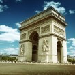 Arc de Triumph, Paris — Foto Stock