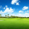 Golf course — Stock Photo #16187711